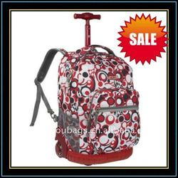 2011 New Style Animal Laptop Trolley Backpack