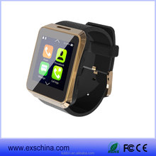 2015 New waterproof bluetooth speaker smart android mobile watch phone with heart rate/waterproof/touch screen