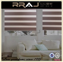 office door window zebra roller blind curtain import from China