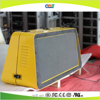 P4,P5,P6 taxi top roof LED advertising display light box