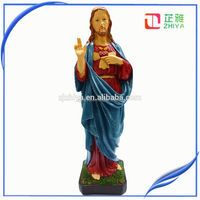 Premotional christian resin statue church decor