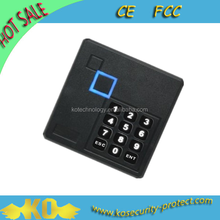 KO-02L Card&PIN Single Door Card Reader Access