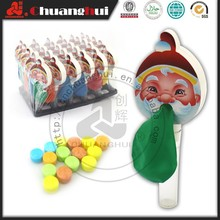 Christmas Father Toy Candy / Santa Claus Balloon Candy Toy