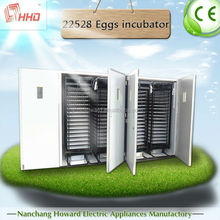 chicken/quail/ostrich/parrot/duck/egg incubator CE Approved 20000 egg incubators prices for sale