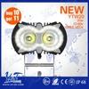 EXW price! waterproof ip68 20w led flood light off road driving light auto lamp universal headlight motorcycle