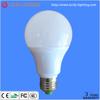 9w warm white e27 base lamp led bulb light b22