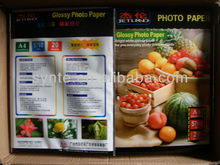 High quality Photo Paper A4 210gsm Inkjet Paper 20 sheets stock available