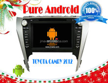 TOYOTA Camry 2012 Android 4.2 dvd player with gps RDS,Telephone book,AUX IN,GPS,WIFI,3G,Built-in WIFI Dongle