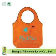 Custom photo printing eco friendly reusable shopper bag