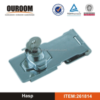 uality Professional Certificated Best Quality Cabinet Hasp Lock