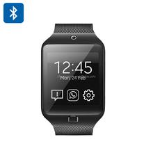 KenXinDa W3 Smart Watch Phone - Quad Band GSM, 1.44 Inch Touch Screen, Bluetooth 3.0, Wireless Earphone, Camera