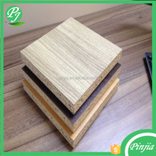 aluminium wood composite standard size particle board for kitchen cabinet using water-based paint