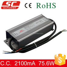 KI-482100-DA led driver constant current for dimmable work with Osram DALI system