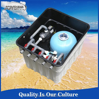 OEM Top qualtiy integrated Swimming Pool sand filter for water treatment plant