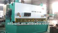 QC11K-16*2500 hydraulic electric sheet metal shear