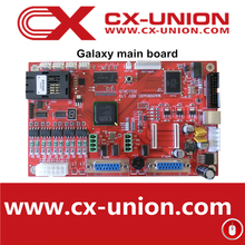 galaxy printer spare parts main board for dx 5 print head to sale
