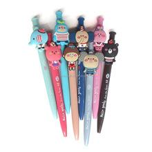 wholesale cartton pvc ball pen