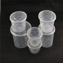 China manufacturer plastic food packaging container