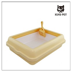 2015 pet shop products cat toilet litter box for cats