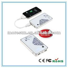 2012 best choice for electronic gifts: 3000mAh auto battery charger for iPhone/smart phone/iPad