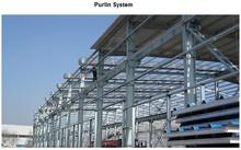 steel outdoor billboard structure, steel structure canopy
