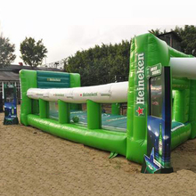 China manufactured inflatable football court/inflatable football field/football playing field inflatable