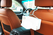 2015 New Style Plastic Colored Napkin Hook Used in Car or Office