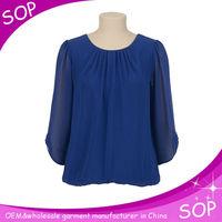 ladies tops latest design womens clothing chiffon blouses designs 2013