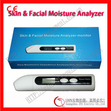Handheld Portable skin moisture test /moisture analyzer price
