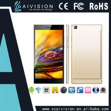 7inches MTK8382 Quad Core 1GB / 8GB 2M/5M Cameras 3G fastest smart phone company