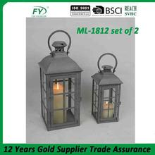 Palace Style Chinese lantern ML-1812 set of 2