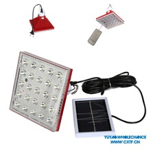Remote Control Camping Hook Rechargeable Solar Power Led Emergency Light