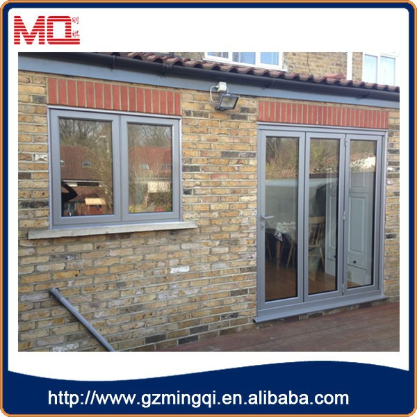 House Patio Sliding Glass Doors double glazed folding door