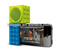 Hot selling!! fashional horn stand for iphone4 4s 5
