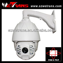 WETRANS IPPTZ062-1.3MP 16X Optical High Speed IR Dome Rotating Outdoor Security Camera