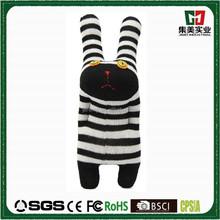 soft stuffed DIY cartoon sock plush toys handmade stuffed plush toy