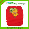 Free Shipping Cartoon Baby Diapers Waterproof Pocket Cloth Diapers