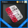 Most popular clear PVC custom plastic packaging,blister card packaging for fashionable headset or earphone