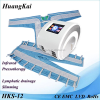 Air pressure therapy lymphatic drainage massage machine