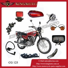 Complete CG125 motorcycle part motorcycle light set