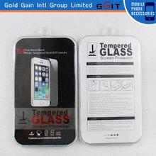 9h vetro temperato protezione dello schermo per iphone 4 4s