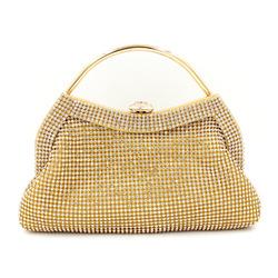 Latest Fashion Women Diamond Clutch Evening Bags (SQE1050)