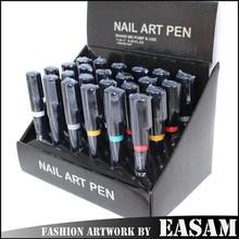 16 pcs set nail polish drawing pen set