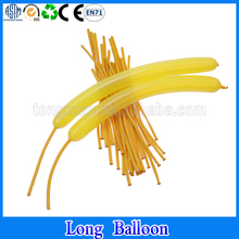 hgh quality 100% natural latex long shape balloon for wedding for party ,Can do all sorts of modelling
