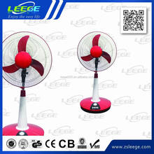 2014 Nigeria and Egypt market 12v solar rechargeable fan price/rechargeable table fan/rechargeable electric fan light