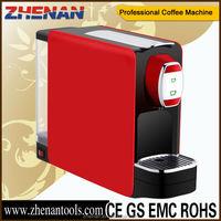 small kitchen appliance espresso capsule coffee machine coffee vending machine ZNCM203