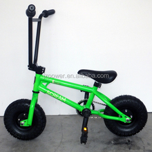 JZ-02 Mini BMX Bike Mountain Bike Green
