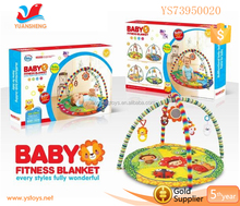 Baby Fitness Frame Play Mat Educational Mats for Kids play gym for babies for Sale