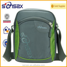 colorful long strap messenger bag for adults