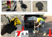 cold mix asphalt paving